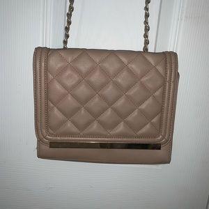 Beige Aldo Crossbody Bag